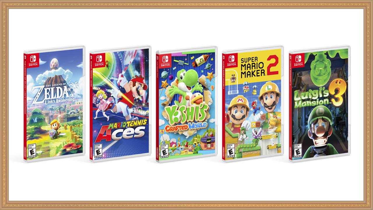 Nintendo anuncia bundle de Mario Kart e promoções para a Black Friday