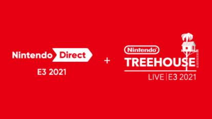 Nintendo Direct E3 2021 + Nintendo Treehouse Live E3 2021 - Presentation