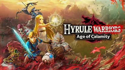 Visit the Hyrule Warriors: Age of Calamity site