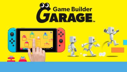 Game Builder Garage - Disponible maintenant