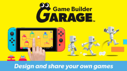 Game Builder Garage  - Available now