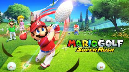 Mario Golf: Super Rush - Reserve já