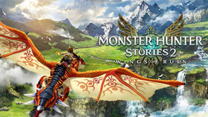 Monster Hunter Stories 2: Wings of Ruin - Available now