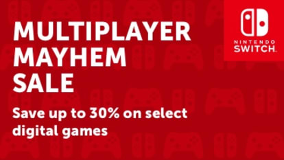 Save up to 30% on select digital games -Sale ends 8/11 at 11:59 p.m. PT