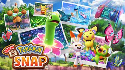 New Pokémon Snap - Disponible maintenant