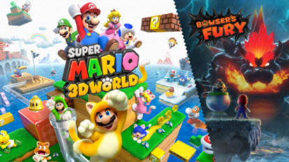 Super Mario 3D World + Bowser's Fury - Available now