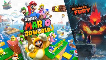 Visite a página de detalhes do jogo Super Mario 3D All-stars