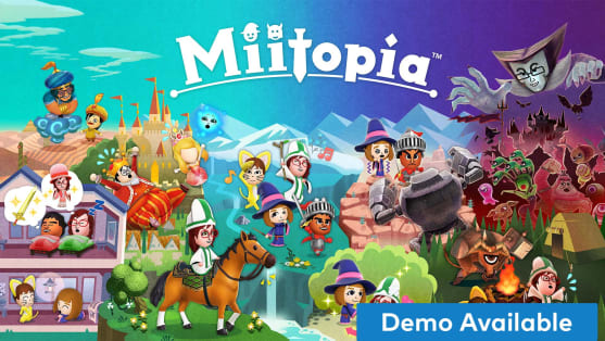 Miitopia - Free demo available