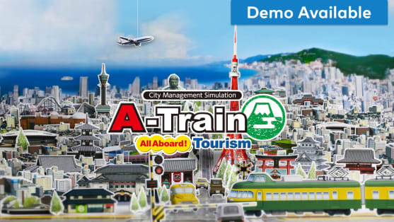 A-Train: All Aboard! Tourism - Free demo available