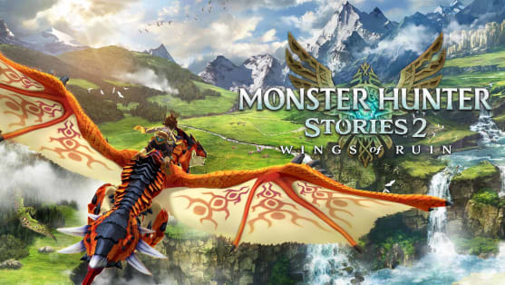 Monster Hunter Stories 2: Wings of Ruin - Free demo available