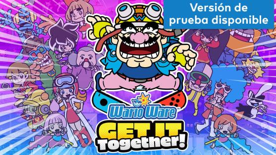 WarioWare: Get it Together! - Juegos con versión de prueba