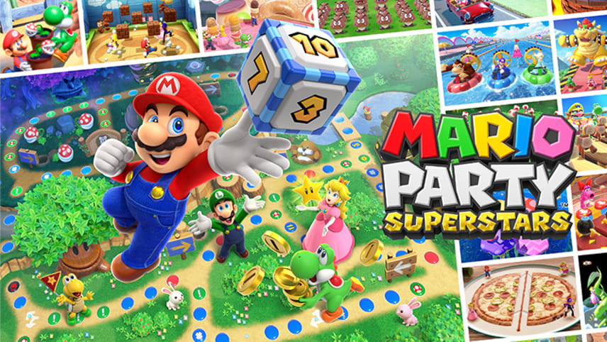 Mario Party Superstars - Pre-order digitally now–Play at launch