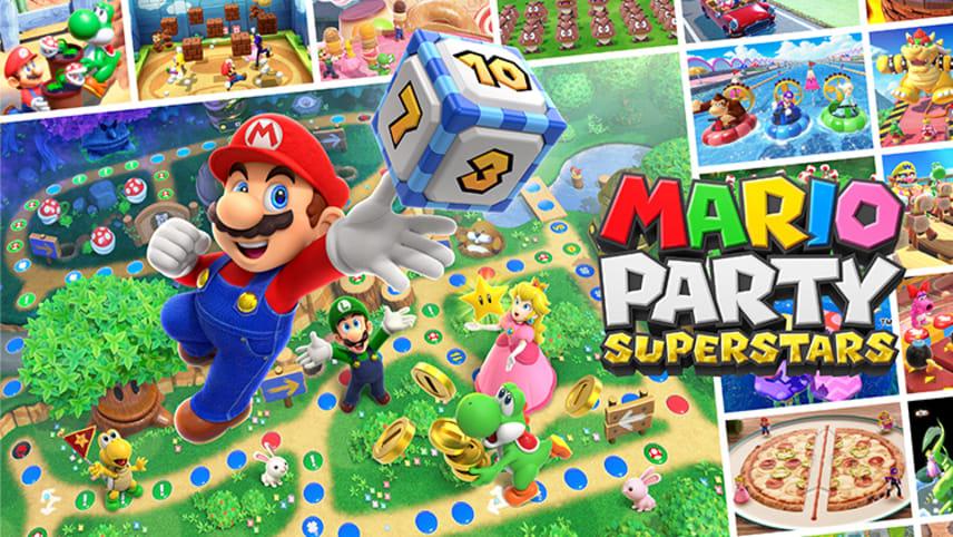 Mario Party Superstars - Précommander maintenant