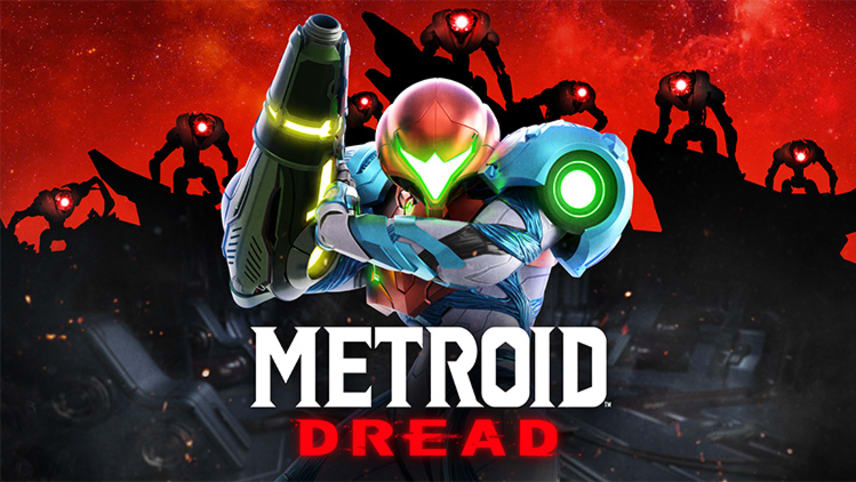 Metroid Dread - Available now