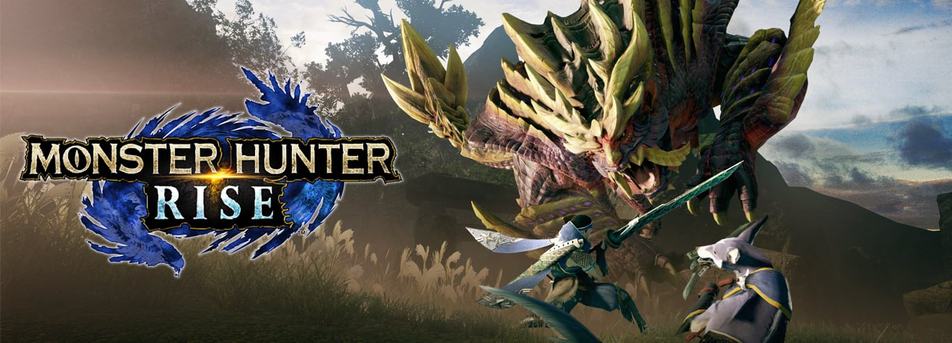 Monster Hunter Rise - Available now