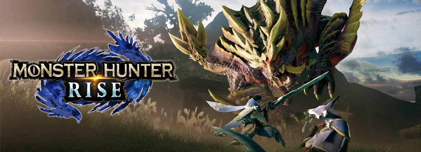Monster Hunter Rise - Ya disponible