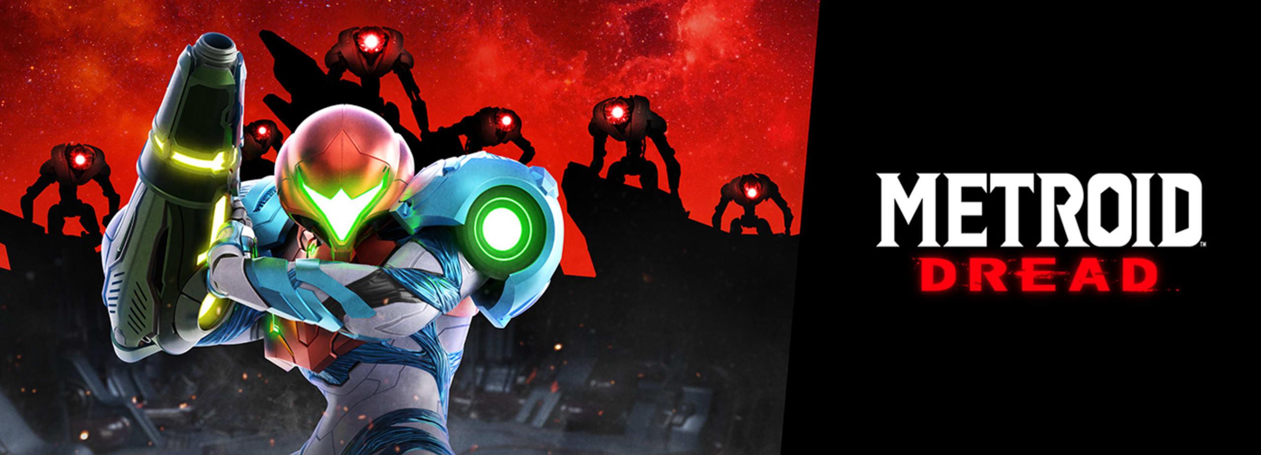 Metroid Dread - Já disponível