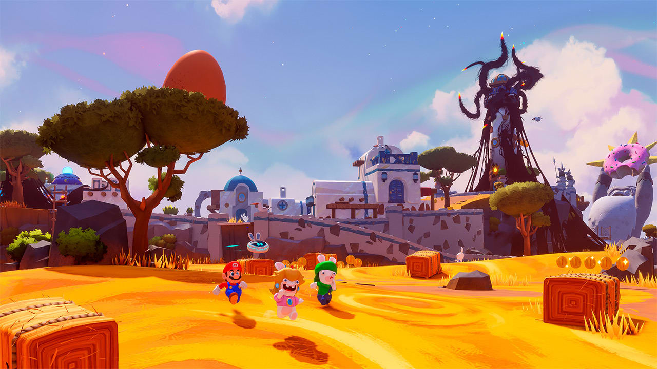 Mario and Rabbids Sparks of Hope image