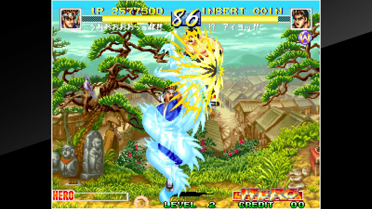 世界英雄 完美版(ACA NEOGEO WORLD HEROES PERFECT)插图1