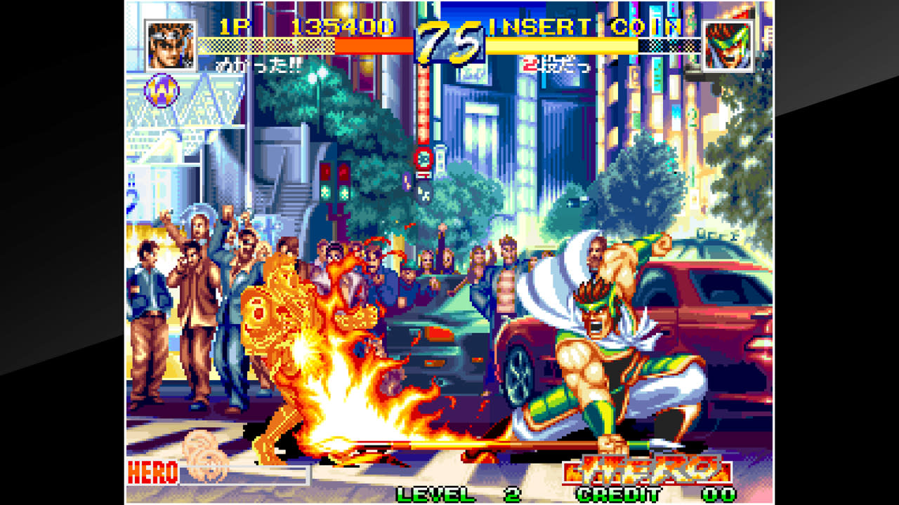 世界英雄 完美版(ACA NEOGEO WORLD HEROES PERFECT)插图3