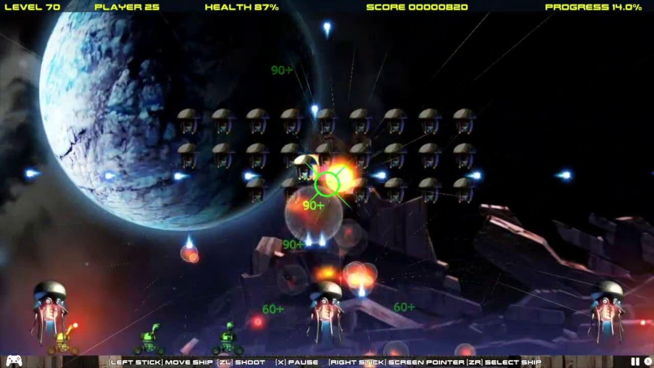 王牌侵略者(Ace Invaders)插图2