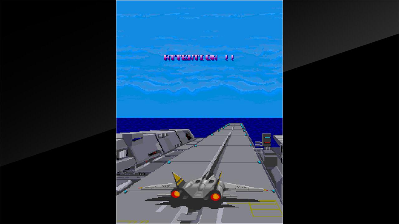 街机博物馆:A-JAX(Arcade Archives A-JAX)插图