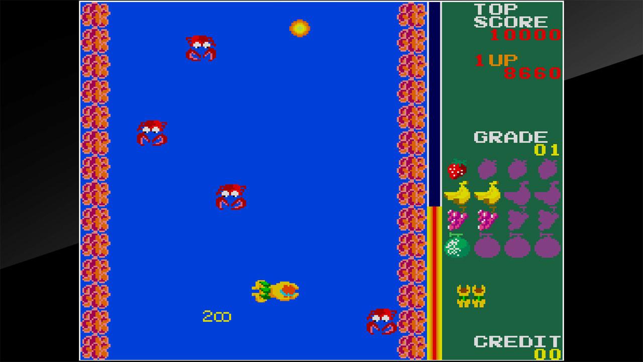 街机博物馆:游泳者(Arcade Archives SWIMMER)插图1