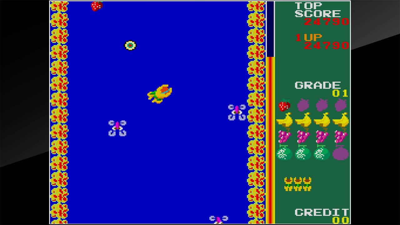 街机博物馆:游泳者(Arcade Archives SWIMMER)插图4