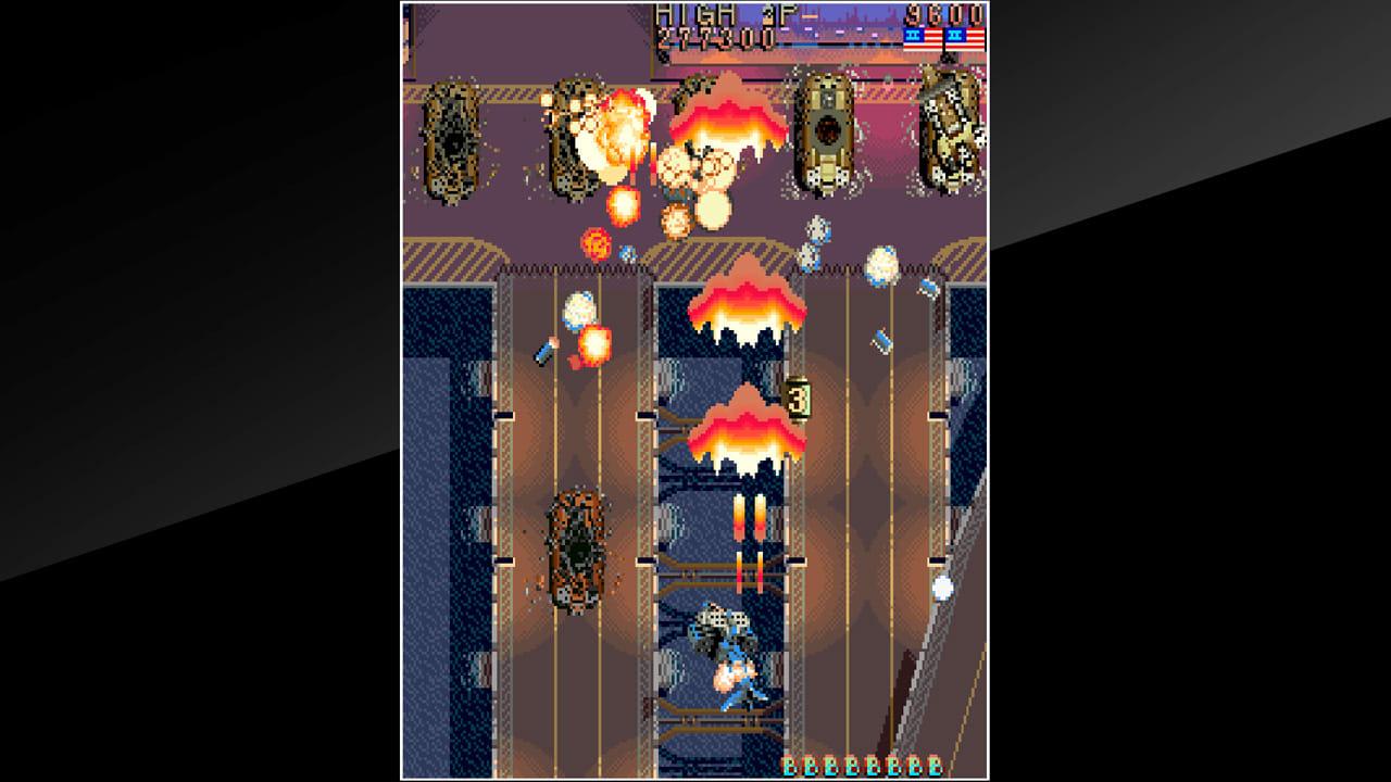 街机博物馆:雷龙(Arcade Archives THUNDER DRAGON)插图2