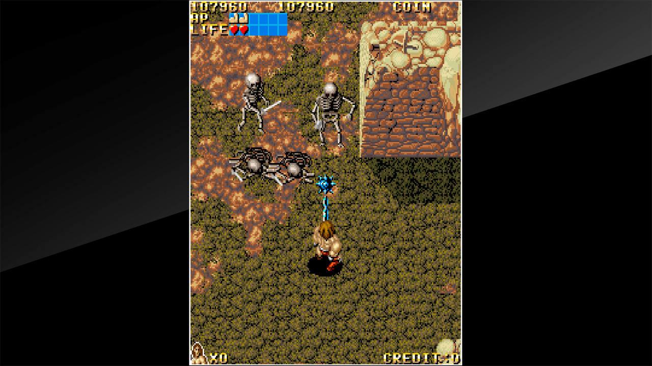 街机博物馆:神话战士(Arcade Archives VANDYKE)插图1