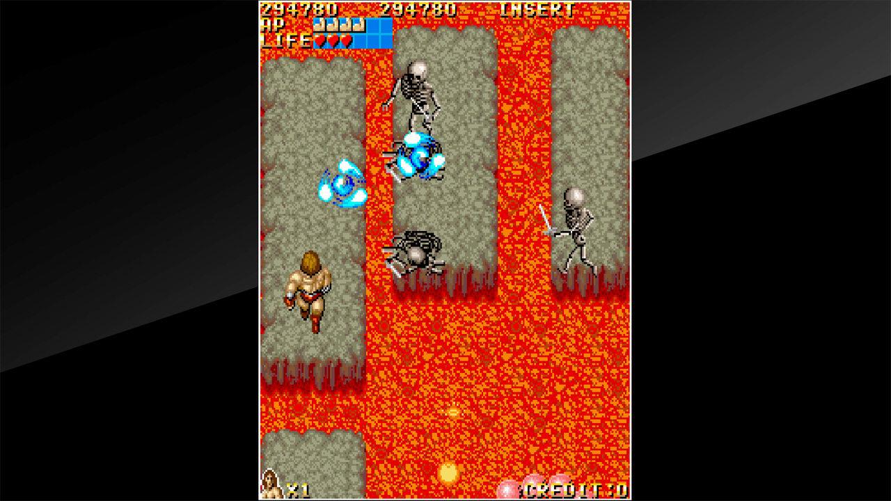 街机博物馆:神话战士(Arcade Archives VANDYKE)插图3
