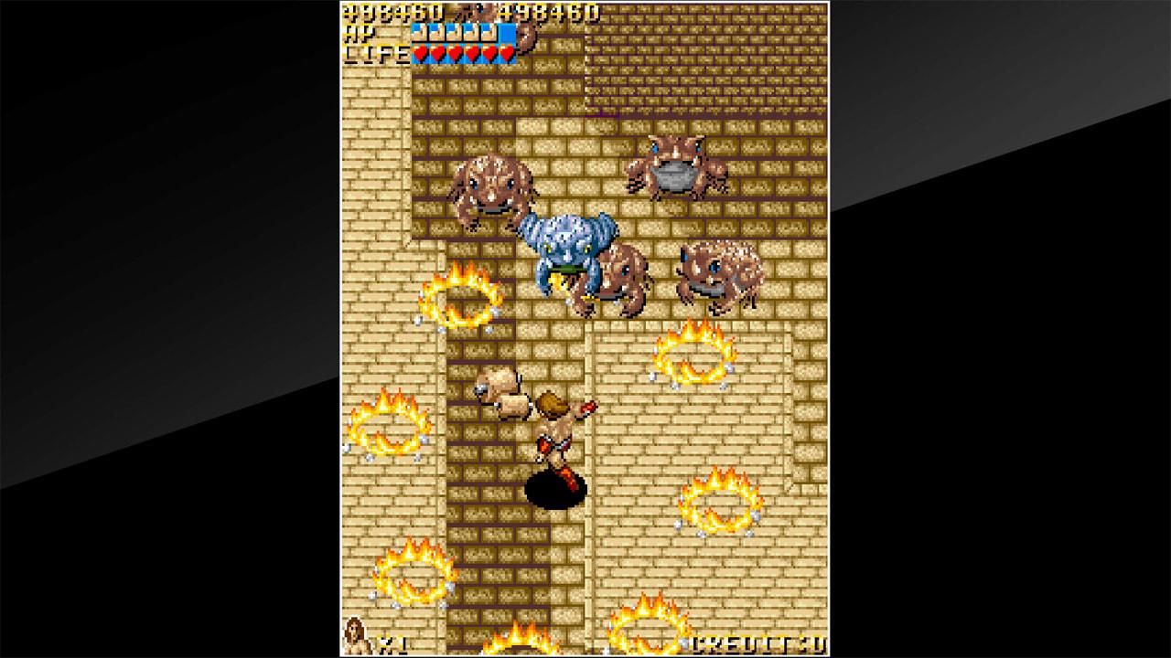 街机博物馆:神话战士(Arcade Archives VANDYKE)插图4