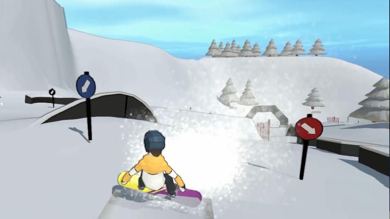 滑雪天国(AXS)插图1