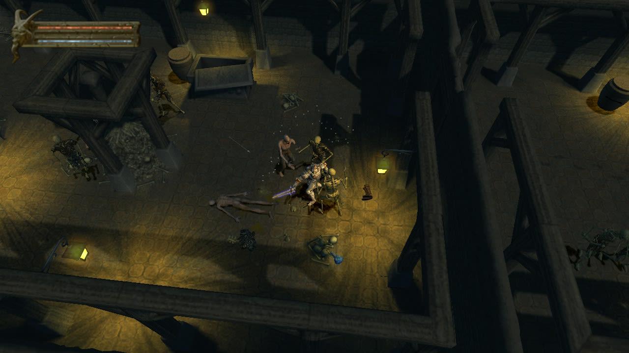 博德之门:暗黑联盟(Baldur's Gate: Dark Alliance)插图1