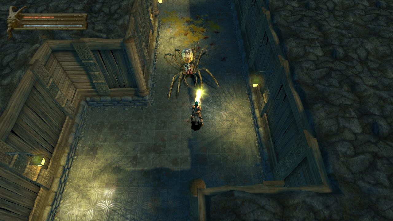 博德之门:暗黑联盟(Baldur's Gate: Dark Alliance)插图2