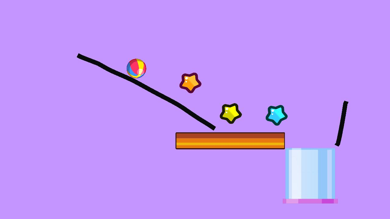 Ball Physics Draw Puzzles插图2