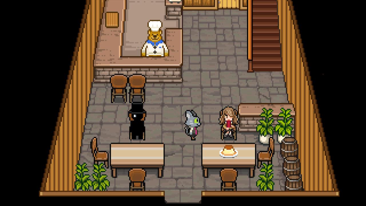熊餐厅(Bear's Restaurant)插图