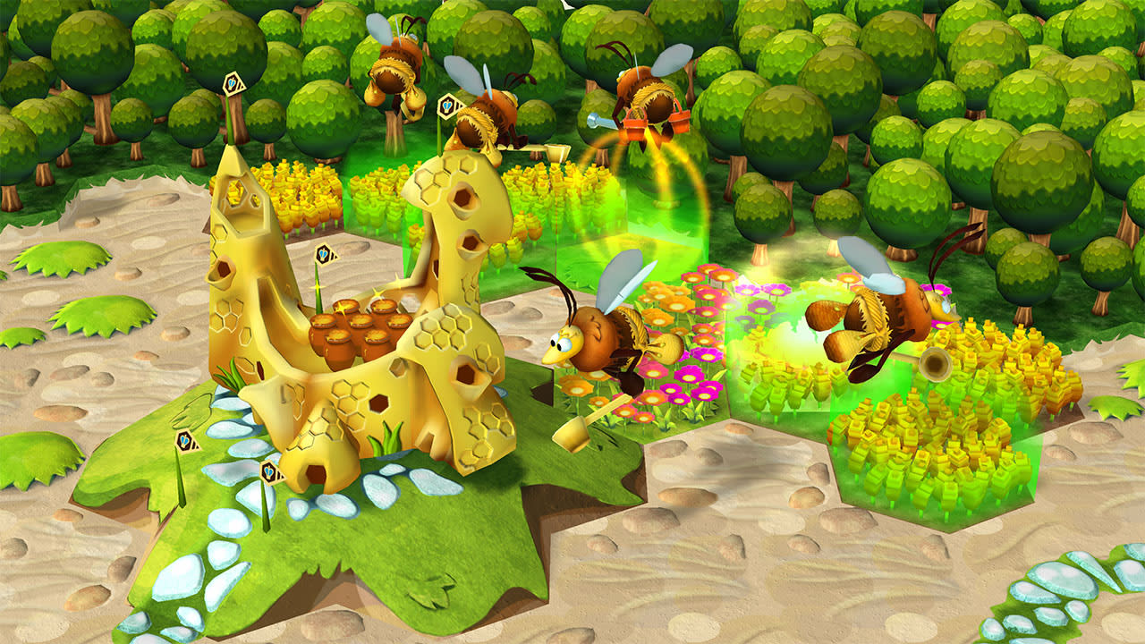 蜂巢保卫战:重制版(BeeFense BeeMastered)插图