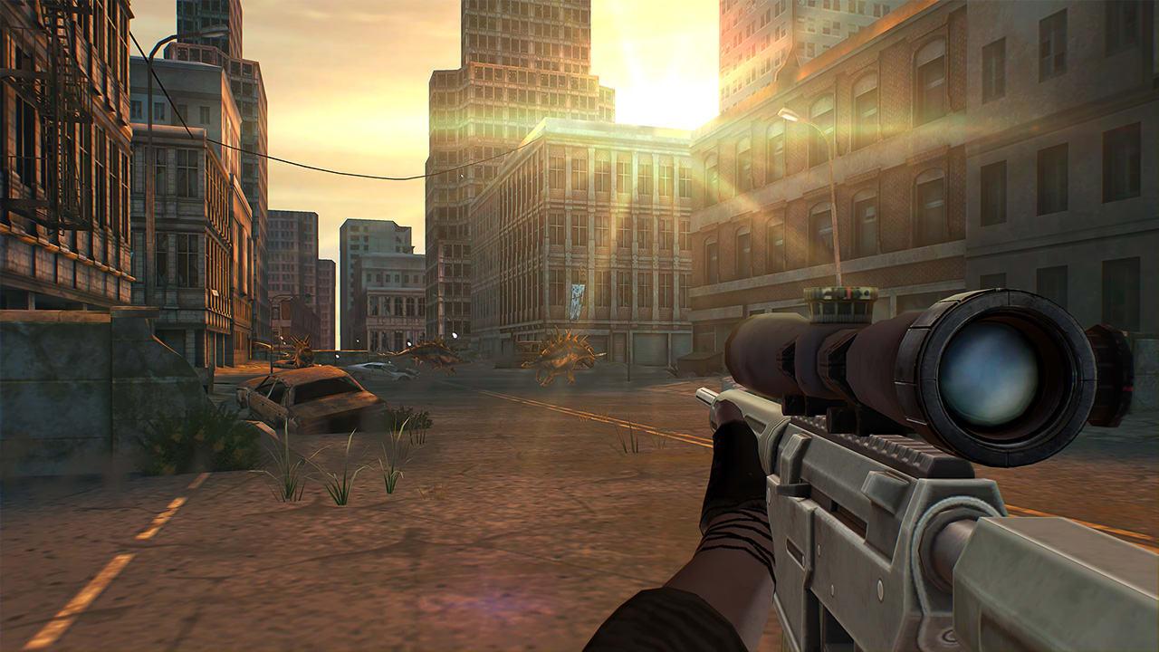 最佳狙击手遗产:恐龙猎杀 & 3D 射击插图
