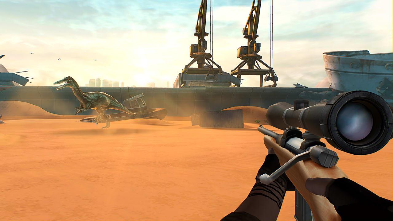 最佳狙击手遗产:恐龙猎杀 & 3D 射击插图2