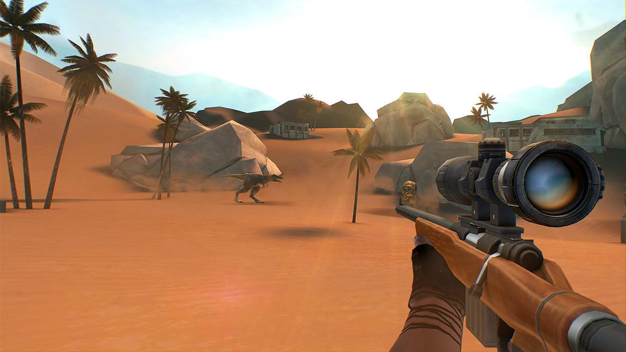 最佳狙击手遗产:恐龙猎杀 & 3D 射击插图3