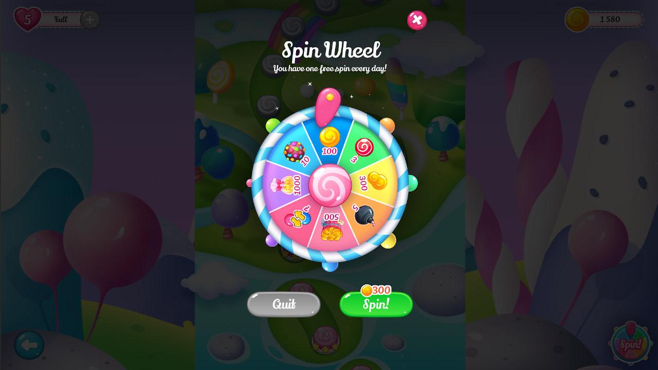 糖果萌萌消(Candy Match Kiddies)插图3