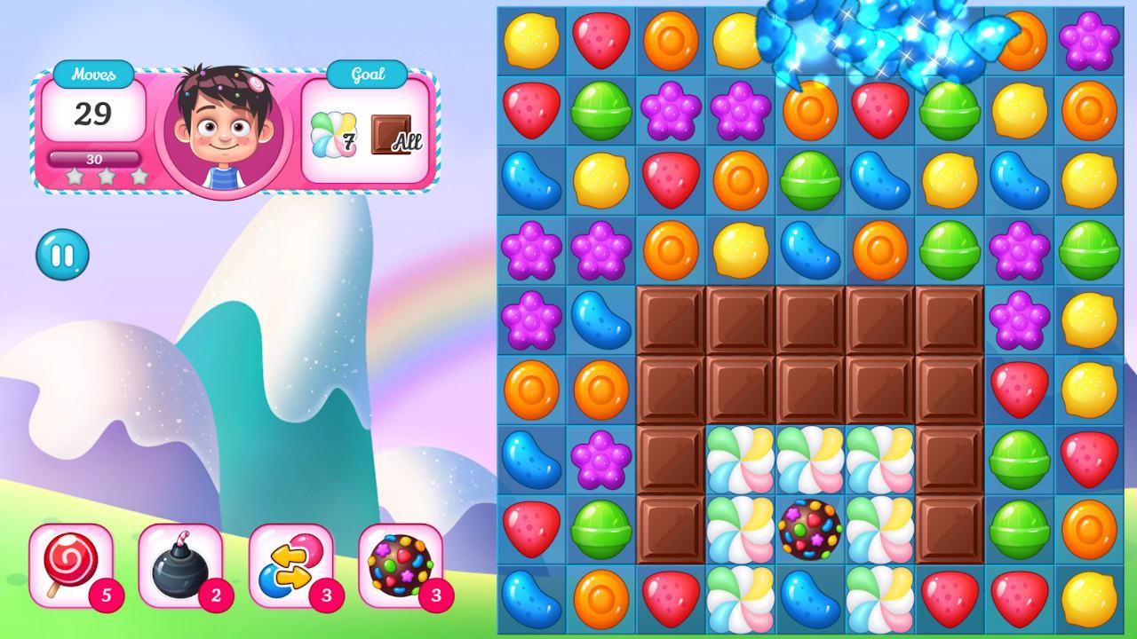 糖果萌萌消(Candy Match Kiddies)插图1
