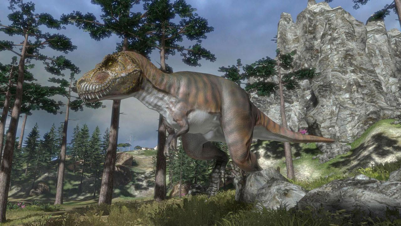食肉动物:猎杀恐龙(Carnivores: Dinosaur Hunt)插图1