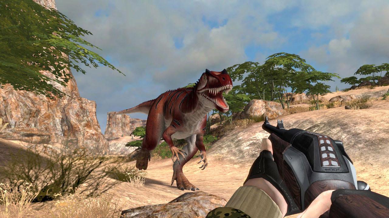 食肉动物:猎杀恐龙(Carnivores: Dinosaur Hunt)插图2
