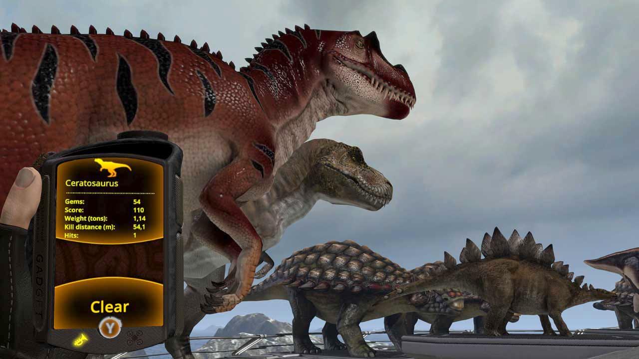 食肉动物:猎杀恐龙(Carnivores: Dinosaur Hunt)插图4