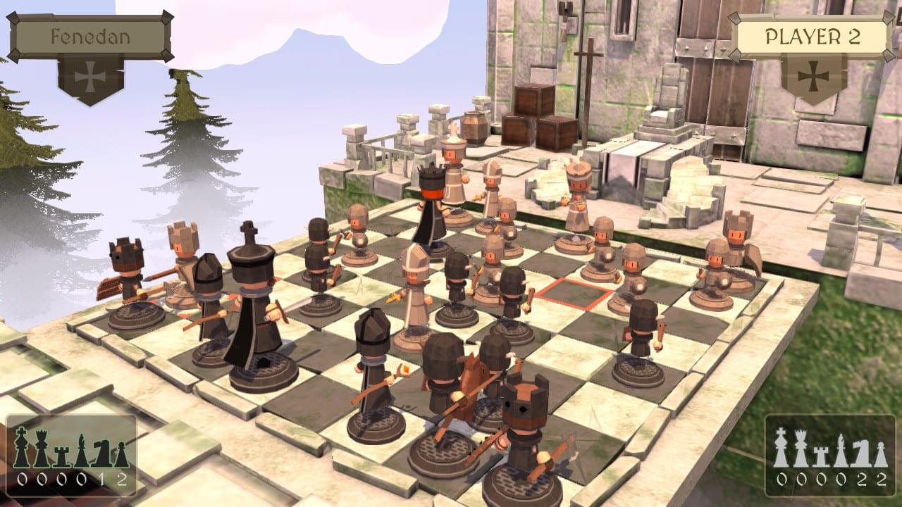 Chess Gambit插图