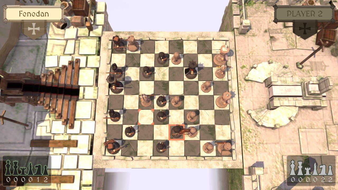 Chess Gambit插图1