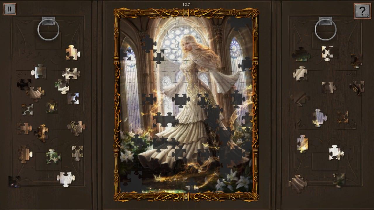 黑暗幻想:拼图(Dark Fantasy: Jigsaw Puzzle)插图1
