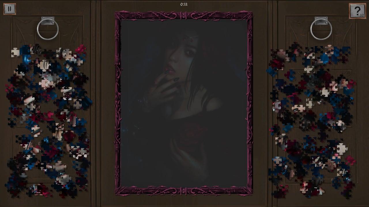 黑暗幻想:拼图(Dark Fantasy: Jigsaw Puzzle)插图2